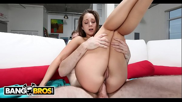 BANGBROS - Unbelievably Sexy PAWG Remy LaCroix Taking Anal From Brick Danger