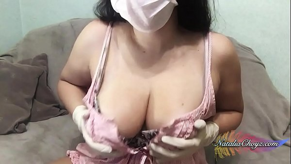 While No One Is Home Girlfriend Sensual Fingering Pussy