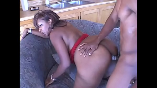 Big ass ebony ho Juana Lick Ya rides BBC on the...
