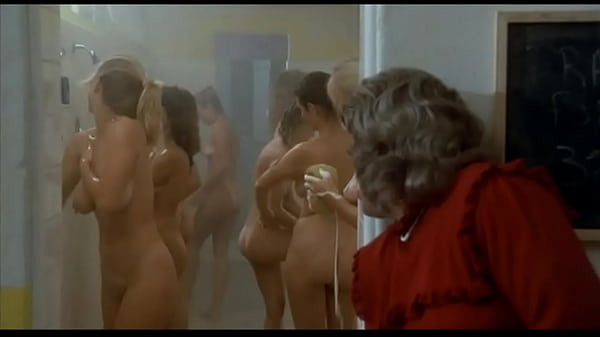 1980's mainstream teen comedy featuring a lot of tits, ass, and bush. There is a lengthy female group shower scene and some topless horseback riding. Private School (1983)