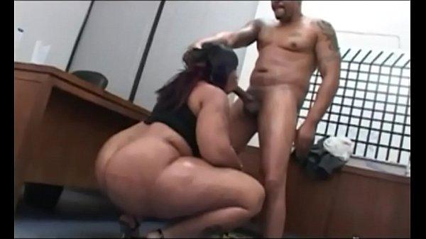 Big butt bbw office fuck