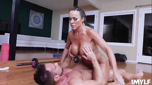 Aubrey Black is a perfect example of one of the hot fitness MILFs