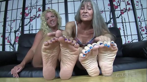 POV Foot Worship 7 TRAILER