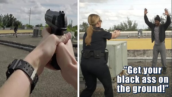 BLACK PATROL - Martial Law! You Don't Stay Home...
