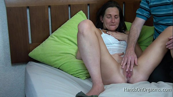Made to Orgasm - The Cameraman Stimulates Their Clits
