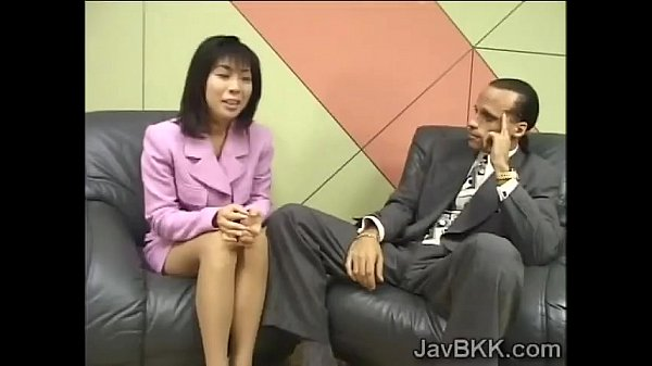 Horny housewife blows a foreign guy to get show...