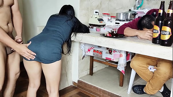I Fuck My Friend's Beautiful Girlfriend At Her Birthday Party - Cheating Girlfriend Fucked Like A Whore In Front Of Her Cuckold Boyfriend NTR
