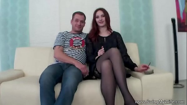 Redhead MILF Knows How To Swing Thumb