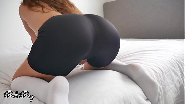 Step Sister begs for good creampie in her tight...