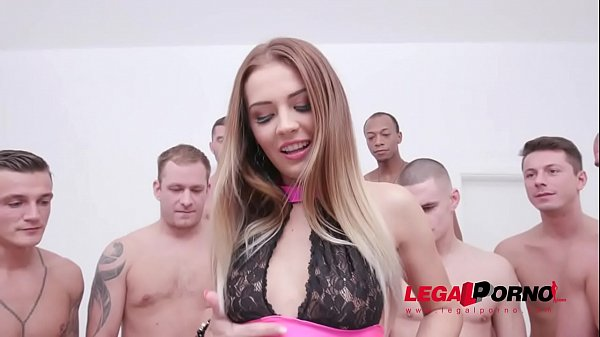 Timea Bella Gangbang with DAP & cum swallow SZ2112 SZ2112 Thumb