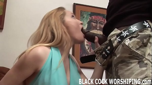 Watch his big black cock violating your wifes pussy