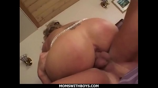 MomsWithBoys - MILF Bigtits Brooke Haven Hard Pussy Fucking