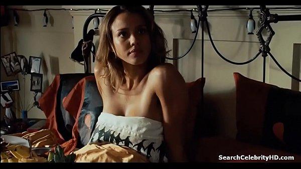 Jessica alba good luck chuck sex scene