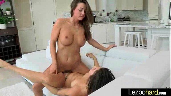 (Abigail Mac & Daisy Summers) Girl On Girl Sex ...