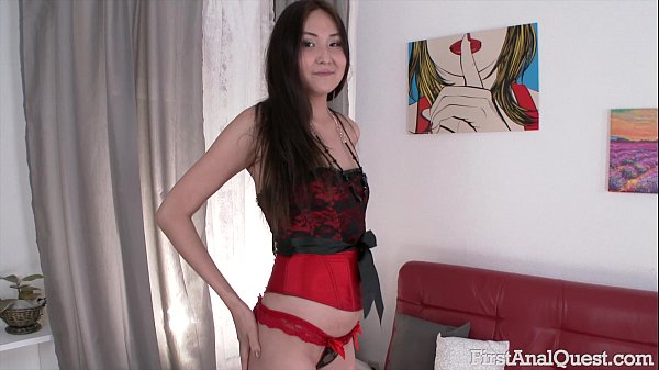 FIRSTANALQUEST.COM - FIRST TIME ANAL PORN WITH ...