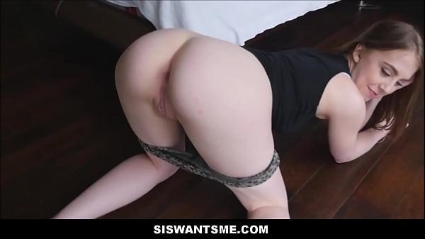 Cute Teen Stepsister With A Big Ass Chloe Scott...