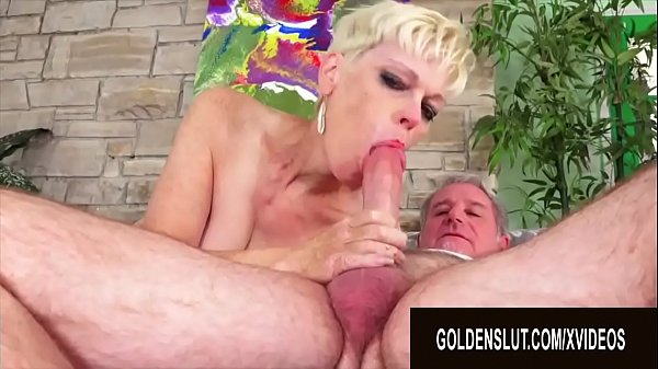 Golden Slut - Older Ladies Show off Their Cock Sucking Skills Compilation 3 Thumb