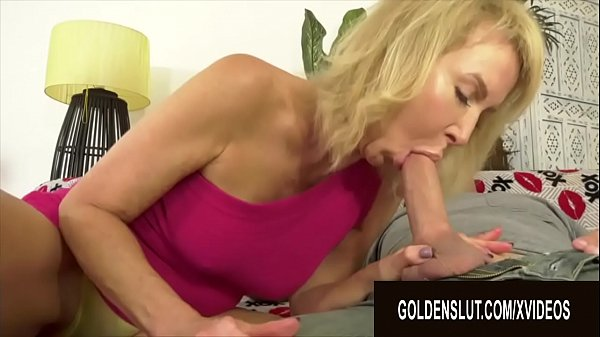 Golden Slut - Older Ladies Show off Their Cock Sucking Skills Compilation 3