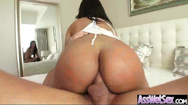 Big Ass Girl (rose monroe) Get Oiled And Hard Anal Nailed On Camera movie-28