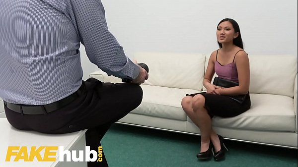 Image Fake Agent Petite Asian Babe May Thai Loves to Ride