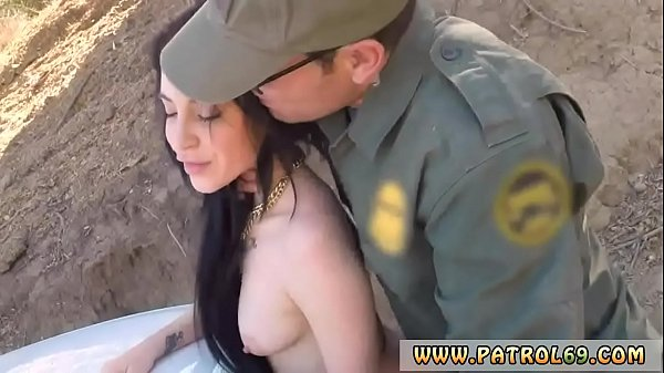Pawn shop police women Russian Amateur Takes it Like a Pro