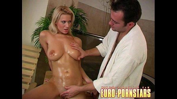 Anastasia Devine fucks after sauna
