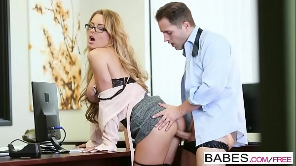Babes - Office Obsession - (Kris Slater) and (Corrina Blake) - Find a Thrill