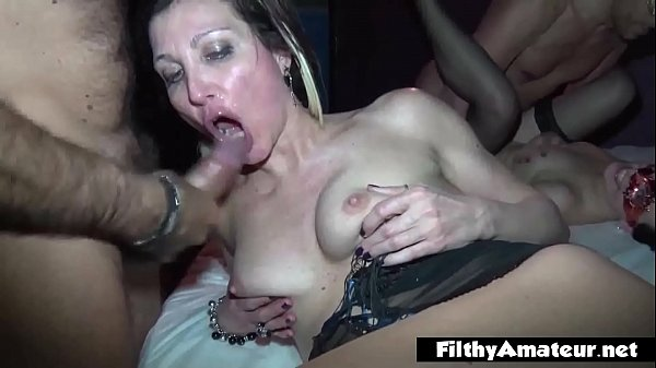 סרטון פורנו Milfs Orgy! High-level bitch! DP lovers!