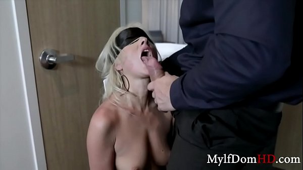 A MILF Submissive Room Delivery- Marsha Mynx