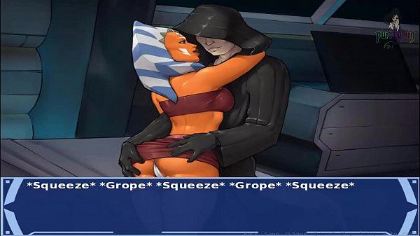 Star Wars Orange Trainer Part 16