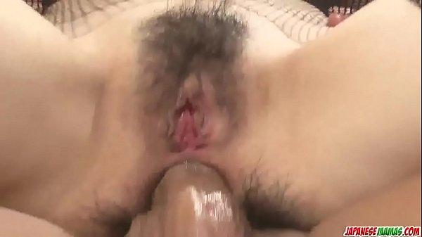 Kanako Iioka loves the hard inches down her pus...