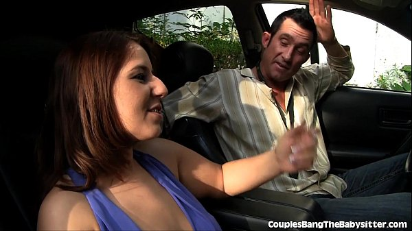 Cute Babysitter Ravaged By Mature Older Couple  thumbnail