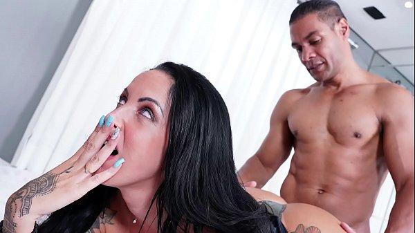 Big black dick with ELISA SANCHES