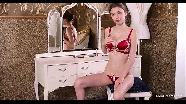 Mila Azul Gets naughty in the bedroom