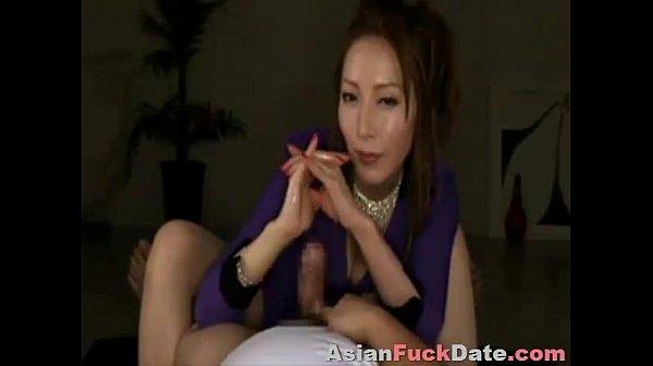 Nonton video bokep Nice Asian Handjob hot