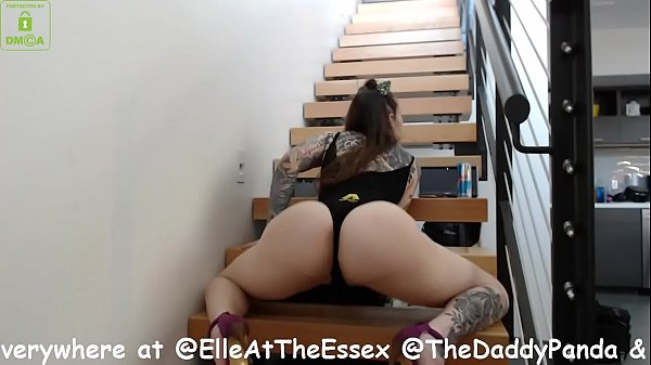 Cam Session 18-06-19 Drippy Creampie in The New Panda Palace Thumb