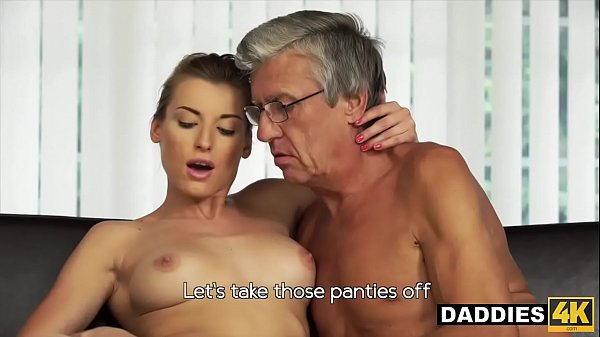 Horny Young Slut Wants To Fuck Her Boyfriend's Dad