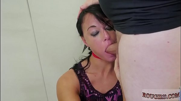 Spread dildo bondage and extreme cum eating Talent Ho