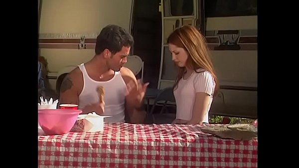 Young answer to a man's prayer with red hair Gwen Summers and her boyfriend were discussing their future in the trailer when earthquake happened