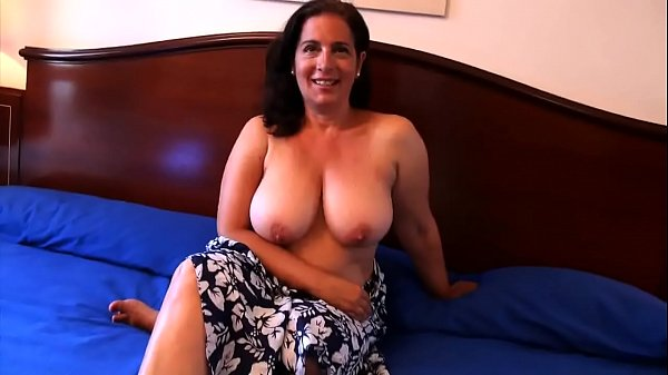 Sandra, 45, gonna fuck her son's best friend. S...
