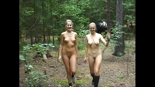 Women Nude in Public