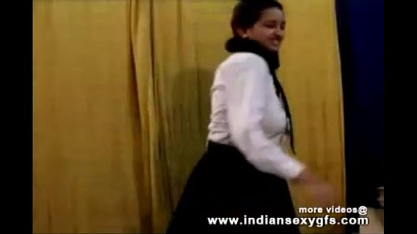 Horny Hot Indian PornStar Babe as School girl Squeezing Big Boobs and masturbating Part1 - indiansex Thumb