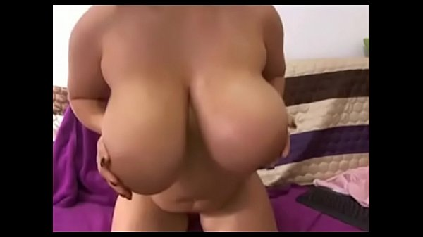 Thick bbw with huge tits toying pussy so hot