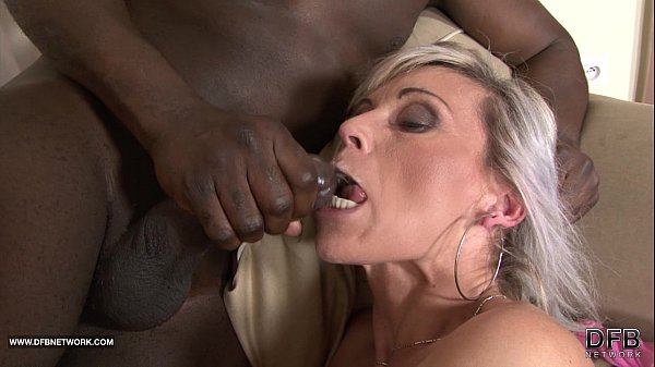 Teasing tight pussy interracial rough black ana...