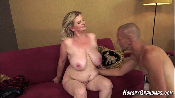 Big Tit Demands to a dick