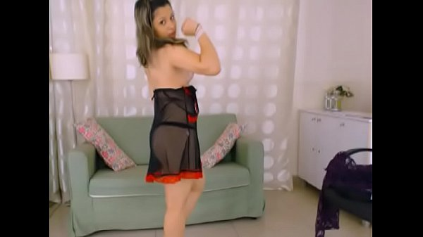 LittleTeenBB Little Riley strips to just bra and panties, dances and tries on sexy outfits.