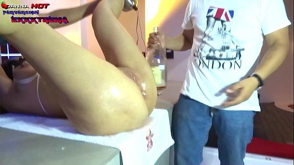 HASTA AHORA EL VIDEOS MAS DEGENERADO DE DANNA HOT PARTE 1