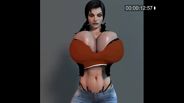 Agnes Shepard bra overfilling