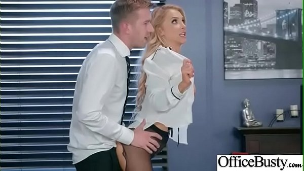 Alix Lynx) Horny Girl With Big Tits Get Sex In Office clip-02