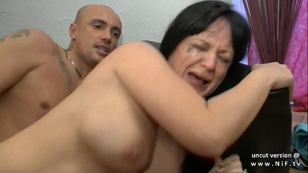 Amateur busty french milf hard anal n deepthroat with cum in mouth for casting Thumb